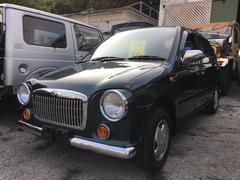 沖縄の中古車 スバル ヴィヴィオ 車両価格 11万円 リ済込 平成8年 4.4万K フォレストグリーンマイカ