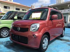 沖縄の中古車 日産 モコ 車両価格 45万円 リ済込 平成23年 6.8万K モコベリーPM