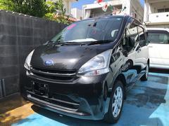 沖縄の中古車 スバル ステラ 車両価格 40万円 リ済込 平成23年 9.4万K ブラック
