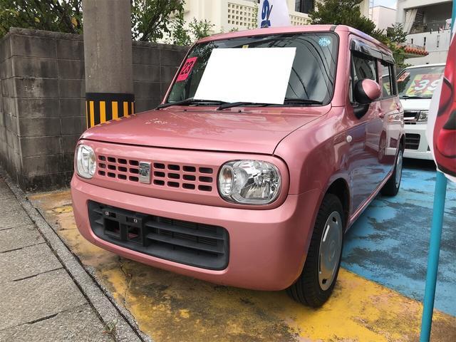 沖縄県の中古車ならアルトラパン G TV ナビ ETC スマートキー