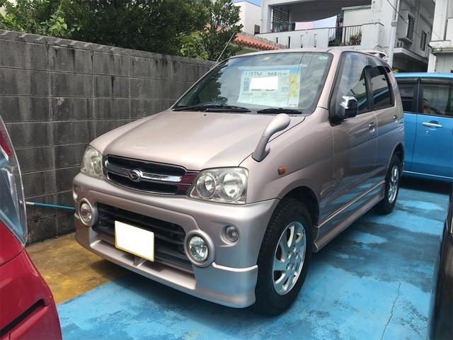 沖縄県の中古車ならテリオスキッド 現状販売 Wエアバック エアコン キーレス