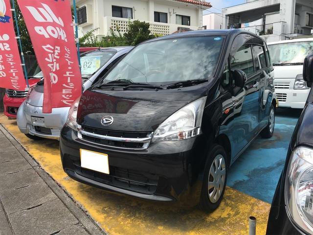 沖縄県浦添市の中古車ならムーヴ L キーレス CD ABS フルフラット
