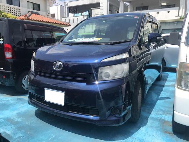 沖縄県の中古車ならヴォクシー X Lエディション ナビTV