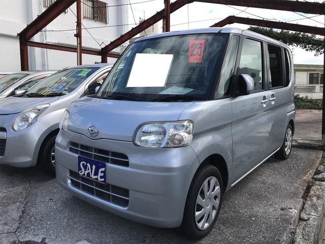沖縄県宜野湾市の中古車ならタント L 盗難防止装置 アイドリングストップ