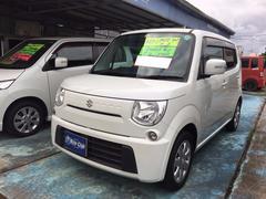 沖縄の中古車 スズキ MRワゴン 車両価格 39万円 リ済込 平成23年 11.6万K パールホワイト