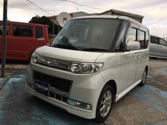 沖縄の中古車 ダイハツ タント 車両価格 49万円 リ済込 平成21年 13.7万K パール