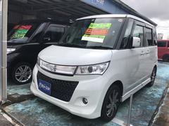 沖縄の中古車 スズキ パレットSW 車両価格 52万円 リ済込 平成22年 12.3万K パールホワイト