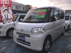 沖縄の中古車 ダイハツ タント 車両価格 39万円 リ済込 平成22年 12.4万K パールホワイト