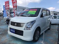 沖縄の中古車 スズキ ワゴンR 車両価格 46万円 リ済込 平成24年 10.9万K パールホワイト