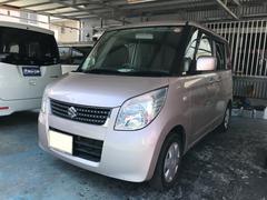 沖縄の中古車 スズキ パレット 車両価格 45万円 リ済込 平成24年 11.2万K ピンク