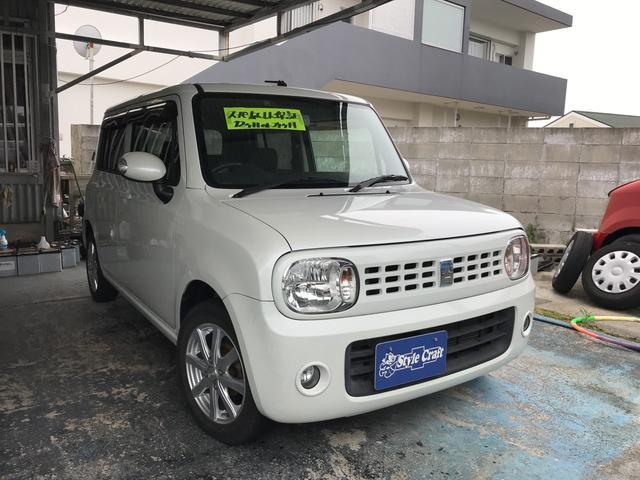 沖縄県の中古車ならアルトラパン Xリミテッド 12ヵ月保証