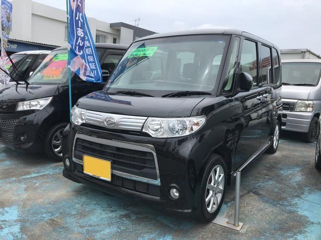 沖縄県うるま市の中古車ならタント カスタムX 12ヵ月保証