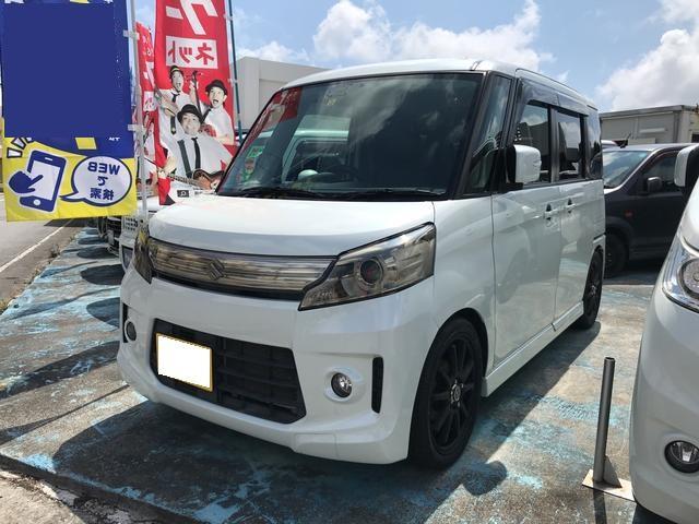沖縄県うるま市の中古車ならスペーシアカスタム XS 12ヵ月保証