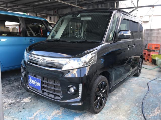 沖縄県うるま市の中古車ならスペーシアカスタム XSリミテッド 12ヵ月保証