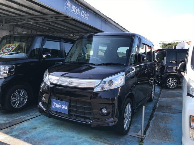 沖縄県うるま市の中古車ならスペーシアカスタム XS
