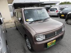 沖縄の中古車 スズキ アルトラパン 車両価格 64万円 リ済込 平成24年 4.0万K ブラウン