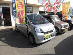 沖縄の中古車 ダイハツ ムーヴ 車両価格 64万円 リ済込 平成26年 6.5万K シルバー