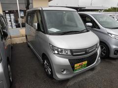 沖縄の中古車 スズキ パレットSW 車両価格 64万円 リ済込 平成23年 6.3万K シルバー