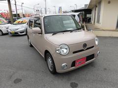 沖縄の中古車 ダイハツ ミラココア 車両価格 44万円 リ済込 平成24年 10.0万K ベージュ