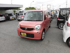 沖縄の中古車 日産 モコ 車両価格 54万円 リ済込 平成27年 9.4万K ピンク