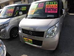 沖縄の中古車 マツダ フレアワゴン 車両価格 54万円 リ済込 平成24年 7.1万K ピンクM