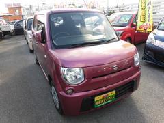 沖縄の中古車 スズキ MRワゴン 車両価格 54万円 リ済込 平成26年 3.2万K ピンク