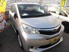 沖縄の中古車 スバル トレジア 車両価格 49万円 リ済込 平成23年 2.2万K シルバー