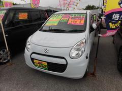 沖縄の中古車 スズキ アルトエコ 車両価格 43万円 リ済込 平成24年 5.5万K ライトブルー