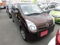 沖縄の中古車 マツダ キャロル 車両価格 34万円 リ済込 平成24年 7.4万K ブラウン