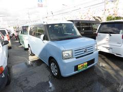 沖縄の中古車 ダイハツ ムーヴコンテ 車両価格 34万円 リ済込 平成21年 9.2万K ライトブルー