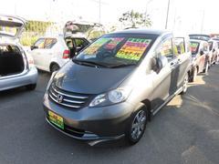 沖縄の中古車 ホンダ フリード 車両価格 59万円 リ済込 平成21年 9.8万K グレー