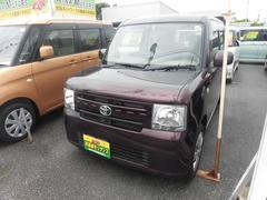 沖縄の中古車 トヨタ ピクシススペース 車両価格 58万円 リ済込 平成25年 7.7万K ブラウン