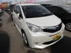 沖縄の中古車 スバル トレジア 車両価格 59万円 リ済込 平成24年 6.7万K パール
