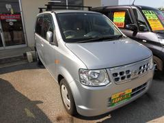沖縄の中古車 日産 オッティ 車両価格 33万円 リ済込 平成23年 9.2万K シルバー