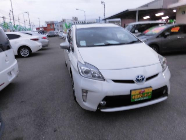 プリウス:沖縄県中古車の新着情報