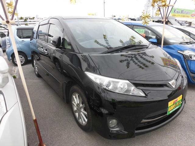 エスティマ:沖縄県中古車の新着情報