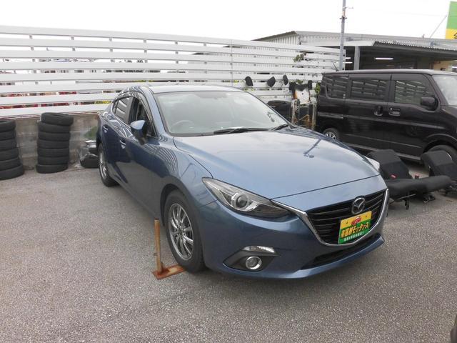 アクセラハイブリッド:沖縄県中古車の新着情報