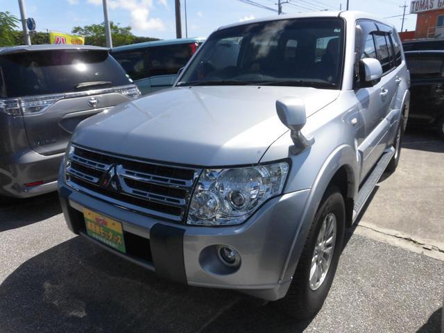沖縄県の中古車ならパジェロ ロング GR 4WD 地デジナビ