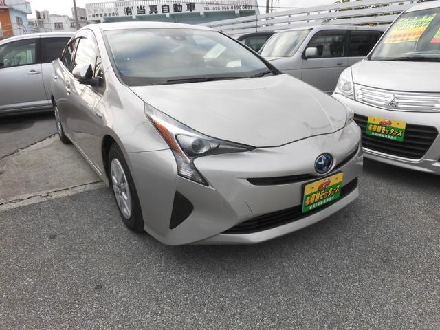 沖縄県の中古車ならプリウス S 衝突軽減ブレーキ