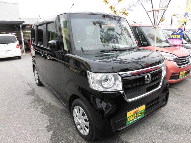 沖縄県の中古車ならN-BOX GLホンダセンシング 衝突軽減ブレーキ