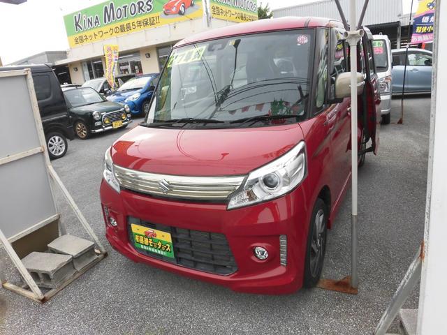 沖縄県の中古車ならスペーシアカスタム Jスタイル