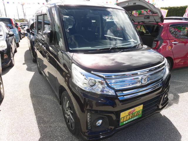 沖縄県の中古車ならフレアワゴンカスタムスタイル XS ターボ
