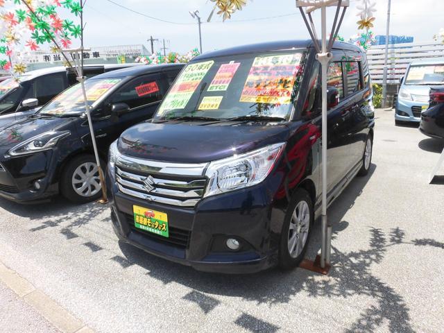 沖縄県の中古車ならソリオ ハイブリッドMZ
