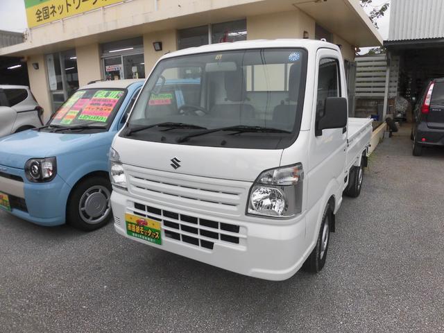 沖縄県の中古車ならキャリイトラック KC