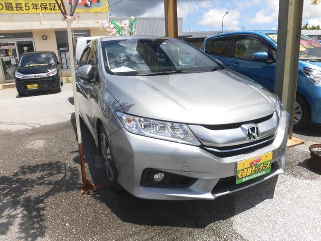 沖縄県の中古車ならグレイス ハイブリッドEX