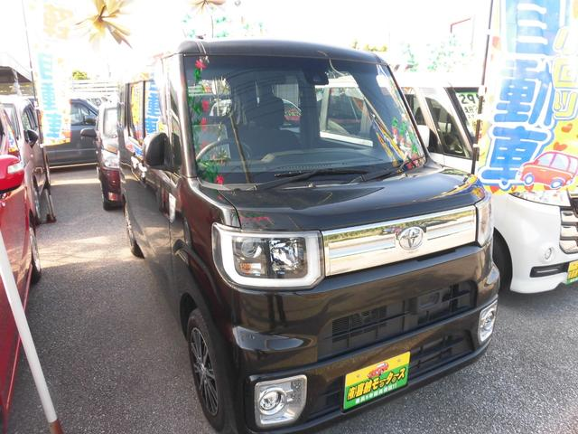 沖縄県中頭郡嘉手納町の中古車ならピクシスメガ Gターボ SAII