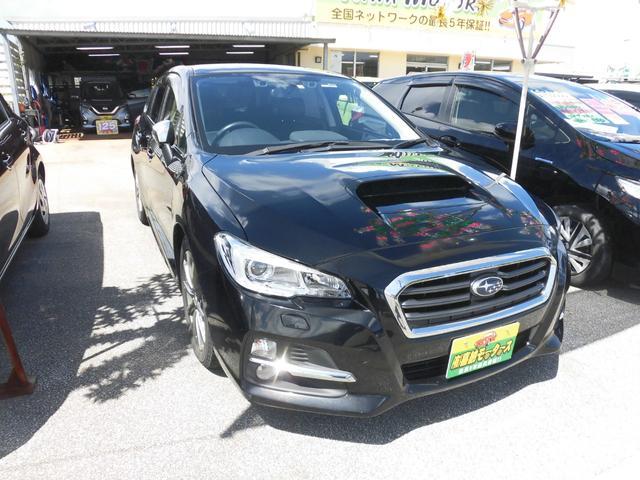 沖縄県中頭郡嘉手納町の中古車ならレヴォーグ 1.6GTアイサイト 4WD ターボ