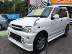 沖縄の中古車 ダイハツ テリオスキッド 車両価格 33万円 リ済込 平成16年 8.5万K ホワイト