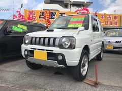 沖縄の中古車 スズキ ジムニー 車両価格 46万円 リ済込 平成15年 12.5万K ホワイト