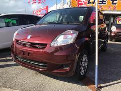 沖縄の中古車 トヨタ パッソ 車両価格 39万円 リ済込 平成22年 6.2万K マルーンブラウンマイカ